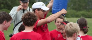 Is this coach a damper on his team?