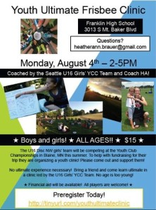 Youth Clinic Info